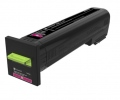 Консуматив Lexmark Magenta Extra High Yield Return Program Toner Cartridge  SN: 72K2XM0