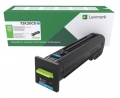 Консуматив Lexmark Cyan Return Program Toner Cartridge  SN: 72K20C0