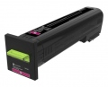 Консуматив Lexmark Magenta Return Program Toner Cartridge  SN: 72K20M0