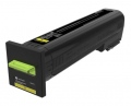 Консуматив Lexmark Yellow Return Program Toner Cartridge  SN: 72K20Y0