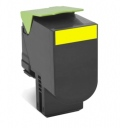 Консуматив Lexmark 802XY Yellow Extra High Yield Return Program Toner Cartridge  SN: 80C2XY0