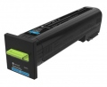 Консуматив Lexmark Cyan High Yield Return Program Toner Cartridge  SN: 82K2HC0