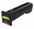 Консуматив Lexmark Magenta High Yield Return Program Toner Cartridge  SN: 82K2HM0