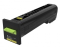Консуматив Lexmark Yellow High Yield Return Program Toner Cartridge  SN: 82K2HY0