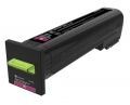 Консуматив Lexmark Magenta Extra High Yield Return Program Toner Cartridge  SN: 82K2XM0