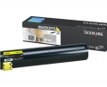 Консуматив Lexmark X940e, X945e Yellow High Yield Toner Cartridge (22K)  SN: X945X2YG