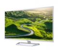 "Монитор Acer EB321HQwd, 31.5"" Wide IPS LED, Glare, 4ms, 100M:1 DCR, 300 cd/m2, 1920x1080 FullHD, VGA, DVI, White  SN: UM.JE1EE.005"
