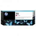 Консуматив HP 745 300-ml Magenta Ink Cartridge  SN: F9K01A