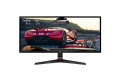 "Монитор LG 29UM69G-B, 29"", 21:9 UltraWide IPS Display AG, 5ms, Mega DFC, 250 cd/m2,  2560x1080, AMD FreeSync, HDMI, DisplayPort, USB-C, sRBG over 99%,  Tilt, Black Glossy  SN: 29UM69G-B"