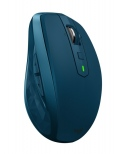 Мишка Logitech MX Anywhere 2S Wireless Mobile Mouse - Midnight Teal  SN: 910-005154