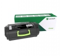 Консуматив Lexmark MX718de Extra High Yield Return Programme Toner Cartridge  SN: 63B2X00