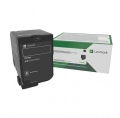 Консуматив Lexmark CS827de, CX827de Standard Black Return Programme Toner Cartridge  SN: 73B20K0