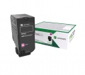 Консуматив Lexmark CS827de, CX827de Standard Magenta Return ProgrammeToner Cartridge  SN: 73B20M0