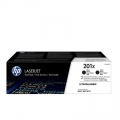 Консуматив HP 201X 2-pack High Yield Black Original LaserJet Toner Cartridges  SN: CF400XD