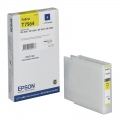 Консуматив Epson WF-8xxx Series Ink Cartridge XL Yellow  SN: C13T755440