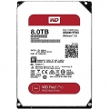 Твърд диск Western Digital Red Pro NAS 8 TB - SATA 6Gb/s 7200 rpm 128MB  SN: WD8001FFWX