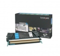 Консуматив Lexmark C524, C532, C534 Cyan High Yield Return Programme Toner Cartridge (5K)  SN: C5240CH