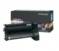 Консуматив Lexmark C780, C782 Magenta High Yield Return Programme Print Cartridge (10K)  SN: C780H1MG