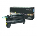 Консуматив Lexmark C792, X792 Yellow Return Program Print Cartridge (6K)  SN: C792A1YG