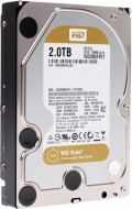Твърд диск Western Digital Gold Datacenter HDD 2 TB - SATA 6Gb/s  7200 rpm 128MB  SN: WD2005FBYZ