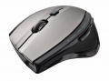 Мишка TRUST MaxTrack Wireless Mouse - black/grey  SN: 17176