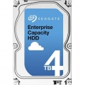 Твърд диск Seagate 4TB SATA III 6Gb/s Enterprise 7200RPM 128MB 3.5 inch 512n Bare  SN: ST4000NM0035
