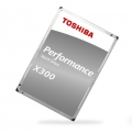 Твърд диск Toshiba X300 - High-Performance Hard Drive 10TB (7200rpm/256MB)  SN: HDWR11AEZSTA
