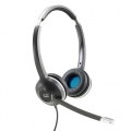 Слушалки Cisco Headset 532 Wired Dual + USB Headset Adapter  SN: CP-HS-W-532-USBA=