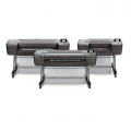 Мастилоструен плотер HP DesignJet Z9+ 24-in PostScript Printer  SN: W3Z71A