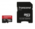 Памет Transcend 8GB micro SDHC UHS-I Premium (with adapter, Class 10)  SN: TS8GUSDU1