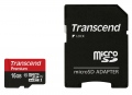 Памет Transcend 16GB micro SDHC UHS-I Premium (with adapter, Class 10)  SN: TS16GUSDU1