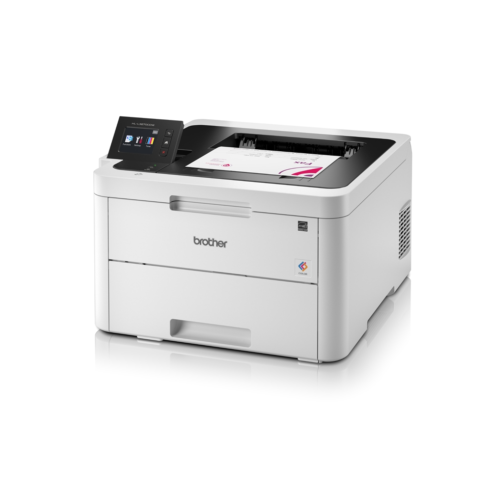 Цветен LED принтер Brother HL-L3270CDW Colour LED Printer  SN: HLL3270CDWYJ1
