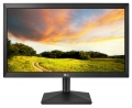 "Монитор LG 20MK400H-B, 19.5"" LED AG, 5ms GTG, 600:1, Mega DFC, 200cd/m2, HD 1366x768, D-Sub, HDMI, Tilt, Flicker Safe, Black  SN: 20MK400H-B"