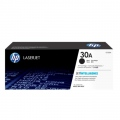 Консуматив HP 30A Black Original LaserJet Toner Cartridge (CF230A)  SN: CF230A
