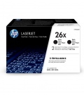 Консуматив HP 26X High Yield Black Original LaserJet Toner Cartridge (CF226X)  SN: CF226XD