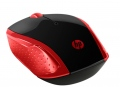 Мишка HP 200 Emprs Red Wireless Mouse  SN: 2HU82AA
