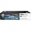 Консуматив HP 981X High Yield Black Original PageWide Cartridge  SN: L0R12A