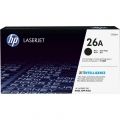 Консуматив HP 26A Black Original LaserJet Toner Cartridge (CF226A)  SN: CF226A