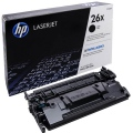 Консуматив HP 26X High Yield Black Original LaserJet Toner Cartridge (CF226X)  SN: CF226X