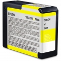 Консуматив Epson Yellow (80 ml) for Stylus Pro 3800  SN: C13T580400