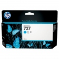 Консуматив HP 727 130-ml Cyan Ink Cartridge  SN: B3P19A