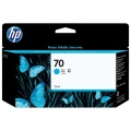 Консуматив HP 70 130-ml Cyan Ink Cartridge  SN: C9452A