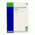 Хартия Epson Enhanced Matte Paper, DIN A4, 192g/m2, 250 Sheets  SN: C13S041718