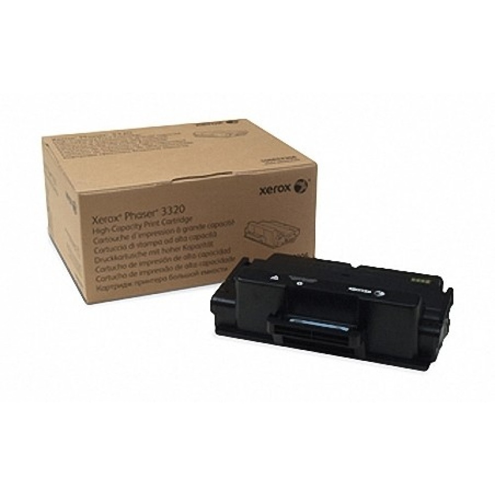 Консуматив Xerox Phaser 3320 High Capacity Toner Cartrige, Black  SN: 106R02306