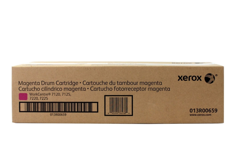 Консуматив Xerox WorkCentre 7120 Magenta Drum/ 51K prints  SN: 013R00659