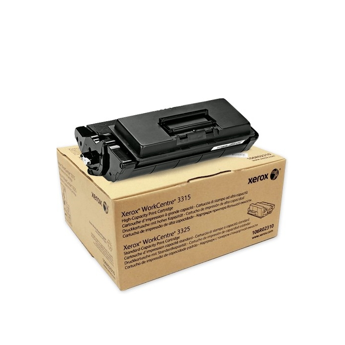 Консуматив Xerox WorkCentre 3315/3325 Black Standard Capacity Toner Cartridge  SN: 106R02310