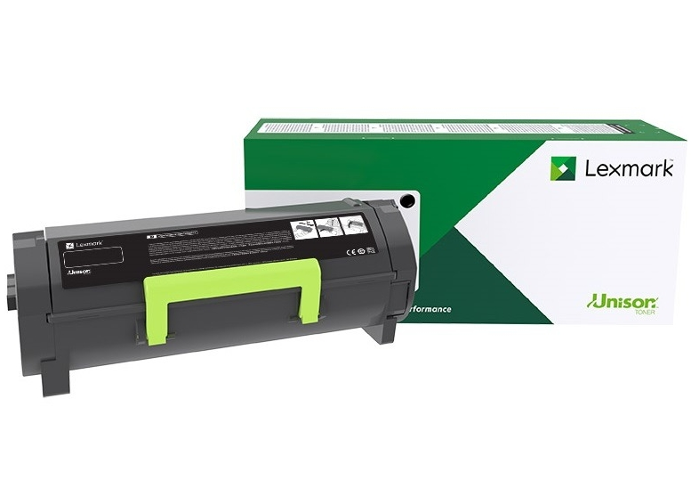 Консуматив Lexmark 56F2000 Black Return Program Toner Cartridge 6,000 pages  SN: 56F2000