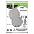 Твърд диск Seagate BarraCuda Mobile 500GB, SATA 6Gb/s 128MB Cache 2.5-Inch 7mm  SN: ST500LM030