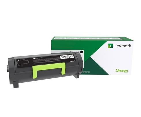 Консуматив Lexmark B252X00 Black Extra High Yield Return Program Toner Cartridge (10k)  SN: B252X00