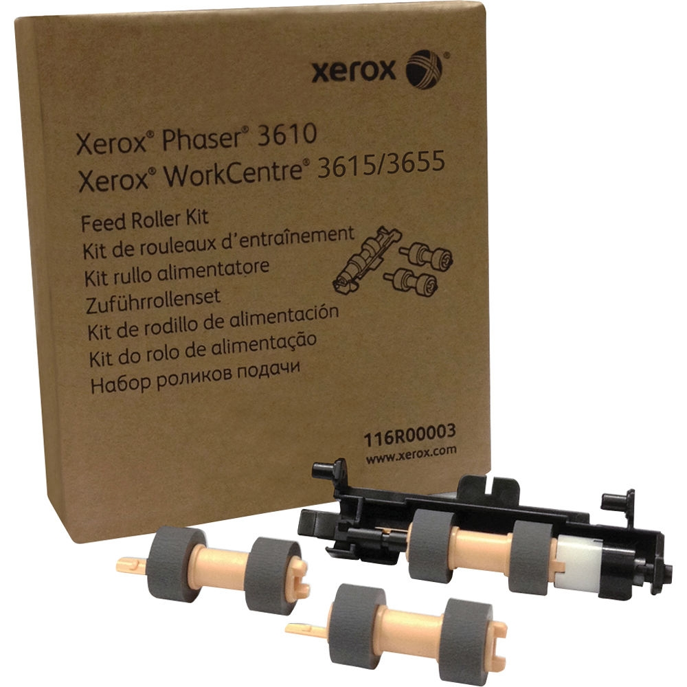 Консуматив Xerox Feed Roll Maintenance Kit (Phaser 3610/WorkCentre 3615)  SN: 116R00003